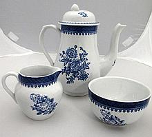 Wedgwood coffee pot Springfield design sugar bowl,