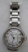 Cartier quality stainless steel copy watch