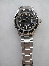 Rolex stainless steel Submariner working order