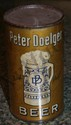 Peter Doegler Beer Display Only Beer Can