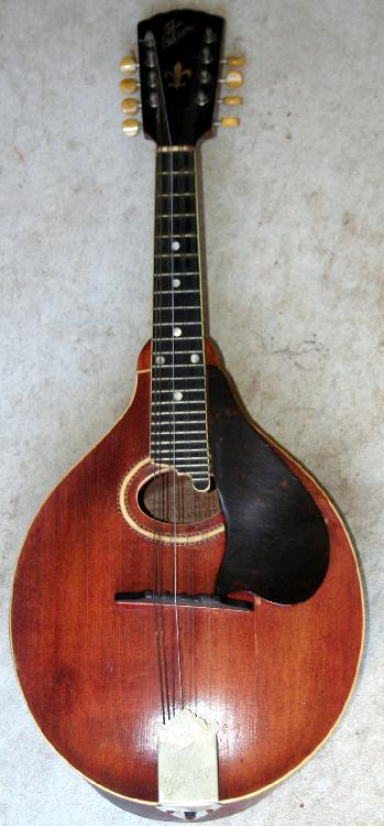 The Gibson Mandolin