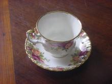 Royal Albert Cup & Saucers