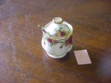 Royal Albert Tall Sugar Bowl