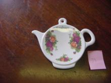 Royal Albert Teabag Holder