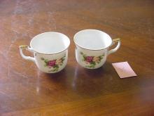 Royal Albert Demitasse Cups