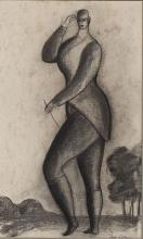 Igor Galinin Original Drawing