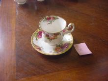 Royal Albert Mini Cups & Saucers