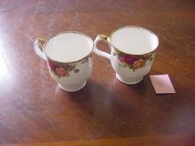 Royal Albert Coffee Mugs