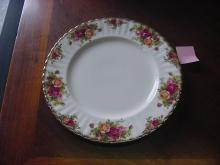 Royal Albert Dinner Plates