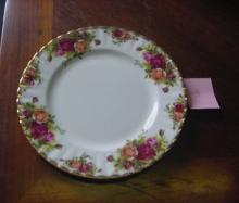 Royal Albert Salad Plates