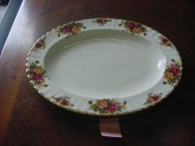 Royal Albert Serving Platter