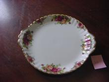 Royal Albert Flat Serving Dish