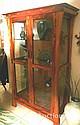 Martin and MacArthur Solid Koa  Wood Hutch / Display Cabinet