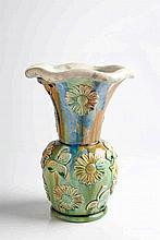 Kate Malone (British, b.1959) 'Daisy' vase with a
