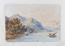 EDOUARD AUGUSTE NOUSVEAUX (1811-1867) A continent