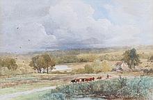 JOHN HENRY MOLE (1814-1866) 'Midhurst, Sussex', s
