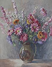 WILLIAM SHONE (20TH CENTURY) Still life - an eart