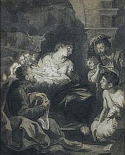 ATTRIBUTED TO GIOVANNI BATTISTA CIPRIANI (1727-17