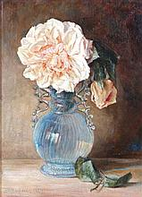 JOHN FULLEYLOVE (1845-1908) Still life - a glass