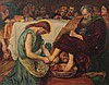 After Ford Maddox Brown (British, 1821-1893)  Jesus Washing Peter', Ford Madox Brown, £0