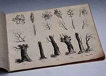 HELENA CAROLINE WOODFORD An album of sketches, to
