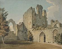 JOHN VINCENT BARBER (1788-1838) 'Leystone Abbey', Suffolk,