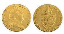 A GEORGE III GUINEA, dated 1788