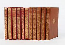 AUSTEN, Jane, 6 vols. Macmillan ed. Intro. Austin