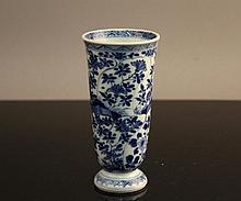 Rare Chinese Kangxi Period Beaker C. 1690