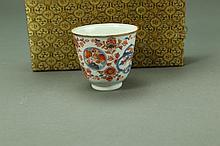 Chinese Imari Kangxi  Period Beaker