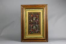 Antique Chinese Qing Dynasty Rank Badge