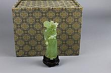Chinese Jade Figure