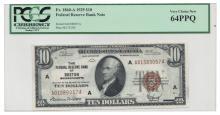 Fr. 1860-A - 1929 $10 FRBN