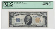 Fr. 2309 - 1934A $10 North Africa