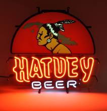 Hatuey Beer Neon Sign