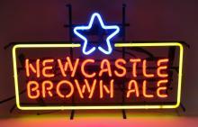 Newcastle Brown Ale Neon Sign