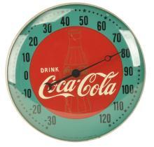 Coca-Cola PAM Thermometer