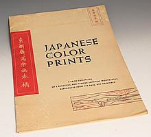 (8) JAPANESE COLOR PRINTS AFTER ORIGINALS