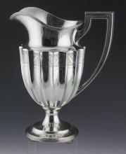 BAILEY, BANKS, & BIDDLE CO. L446 STERLING PITCHER
