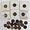 (21) INDIAN HEAD PENNIES INCLUDING (3) 1864