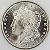 1879 S MS 65 MORGAN SILVER DOLLAR PCI