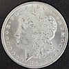 1880 CARSON CITY MORGAN SILVER DOLLAR UNCIRCULATED