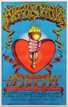 BILL GRAHAM SERIES BG # 136 BIG BROTHER POSTER