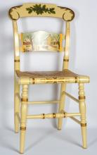 L. HITCHCOCK AMERICAN HOMESTEAD WINTER CHAIR