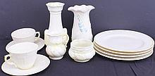 BELLEEK PORCELAIN SET