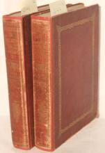 2 VOLUMES HARD BOUND BOOKS COLONIAL FURNITURE