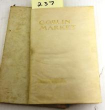 BOOK TITLED GOBLIN MARKET BY CHRISTINA ROSSETTI,