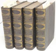 FOUR BOUND VOLUMES TITLED
