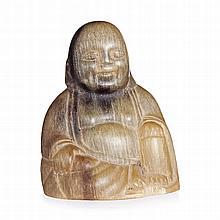 Chinese Buddha in rhinocerus horn