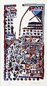 MANUEL CARGALEIRO (B.1927) - 'Untitled'